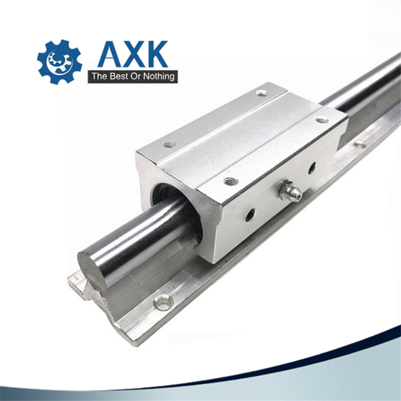 Image 4 - 2pcs/lot Free shipping SBR16LUU 16mm Linear Ball Bearing Block CNC Router-in Linear Guides from Home Improvement