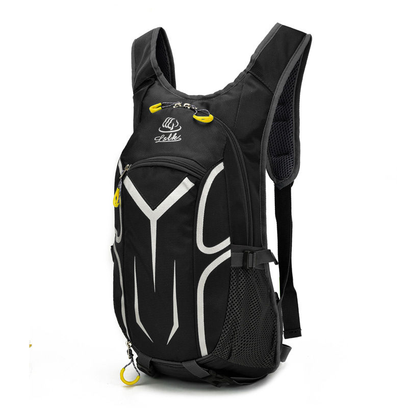 Ultralight Bicycle Bike Bag Outdoor Rucksack Cycling Backpack Nylon Riding Climbing Bags Waterproof Sports Rucksack 15L XA344WA santic men s cycling hooded jerseys rainproof waterproof bicycle bike rain coat raincoat with removable hat for outdoor riding