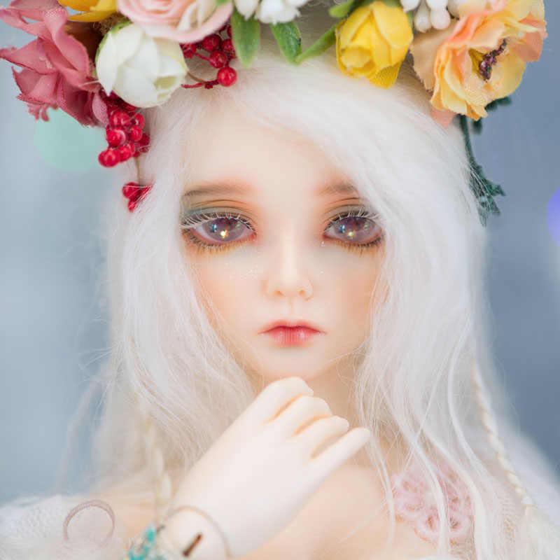 Fairyland Minifee Rendia FairyLine BJD muñecas 1/4 modelo niñas niños ojos MSD resina Littlemonica Dollmore Luts tienda de juguetes
