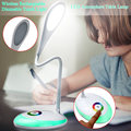 New Adjustable Color Changing Touch Light Wireless Rechargeable Dimmable LED Atmosphere Table Reading Lamp For Bedroom Office