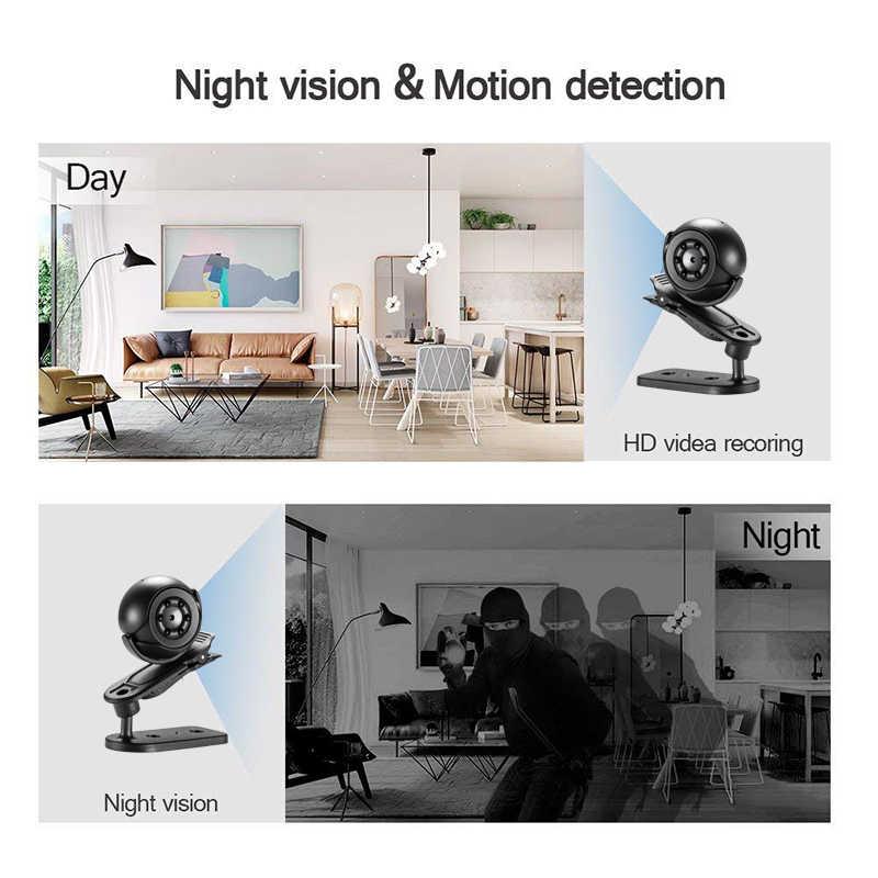 SQ6 Mini Camera 1080P Sensor Portable Security Camcorder small cam Night Vision Motion Detection Support Hidden TFcard pk sq 9