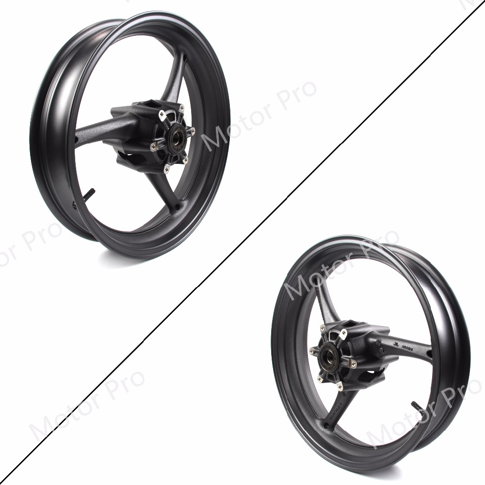 1PCS Front Wheel Rim For Suzuki GSXR 750 2011   2016 2012 2013 2014 2015 GSXR750 Motorcycle Parts GSX R GSX R 600 13 14 15  16-in Rims from Automobiles & Motorcycles    1