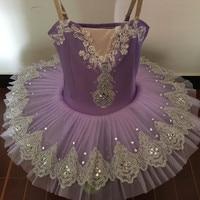 New Girls Swan Lake Ballet Costumes Professional Ballet Tutus Gymnastics Leotard For Girls Ballet Clothes Children