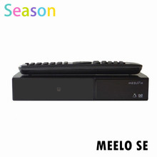 Original Meelo+ se same as VU SOLO 2 SE Software Twin tuner Satellite Receiver Linux 1300 MHz CPU Mini Vu solo2 SE free shipping