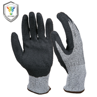 OZERO Work Gloves Proof Protect Stainless Steel Wire Safety Cut Metal Mesh Butcher Anti Cutting Breathable