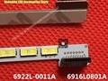 100% новый для 32-дюймового Changhong 3D32A4000iV световой бар 6922l-0011a 6916L0801A 1 шт. = 42LED 403 мм