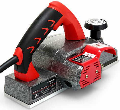 חשמלי פלנר משלוח חינם בדרגה גבוהה נגרות נייד פלנר מכונת רב-פונקציה חשמלי פלנר