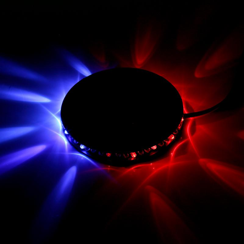 5W 48LED DJ Disco Light DMX Sunflower Rotating RGB LED Stage Light Bar Party Pub Lights luces discoteca