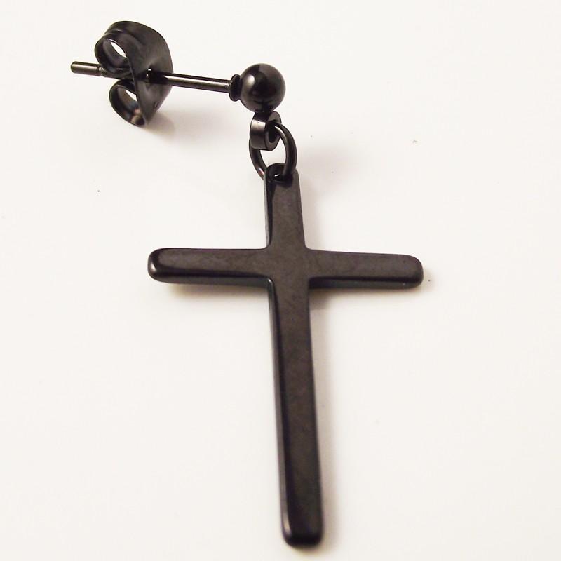 HTB1pUVoKFXXXXaEapXXq6xXFXXXP - Cross Shaped Earrings