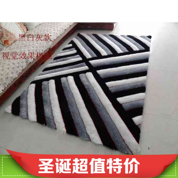 New style of soft and encryption 3d carpet living room carpet coffee table carpet bedroom carpet