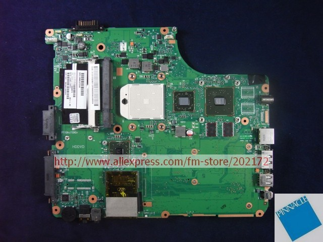 MOTHERBOARD FOR TOSHIBA Satellite  A300D A300 V000127240  6050A2172301 100% TESTED GOOD With 60-Day Warranty