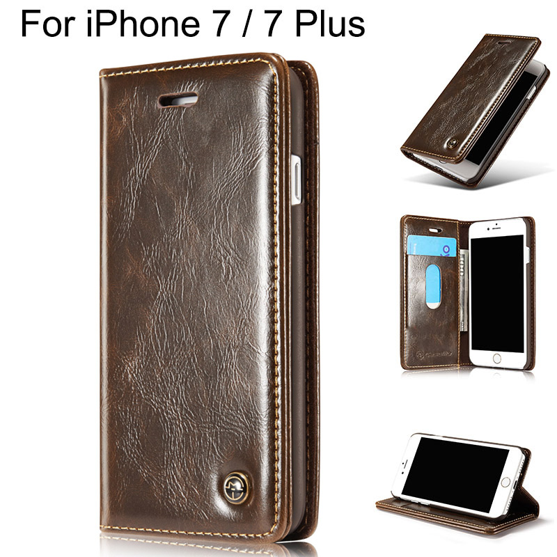 Real Leather Iphone Case