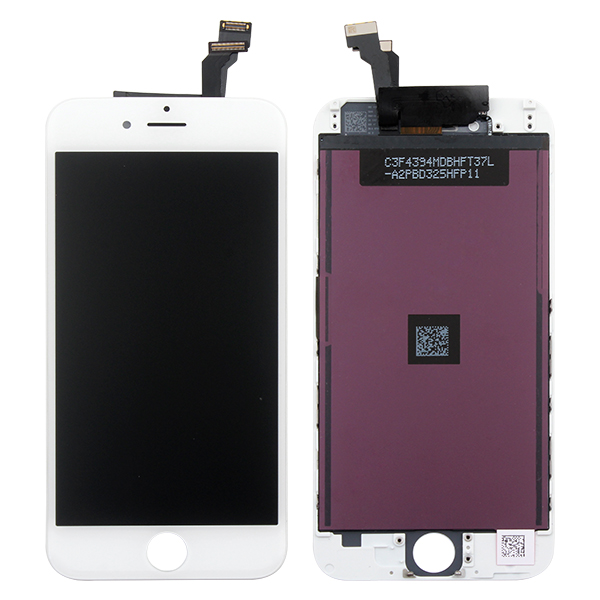 ФОТО 5Pcs/lot Grade A+ No Dead Pixel LCD  for iphone 6S Plus LCD Screen LG brand Digitizer Touch Assembly with 3D Touch DHL Free Ship