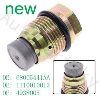 OEM 68005441AA 1110010013 Nova Válvula de Alívio de Pressão Trilho De Combustível 4938005 Para Dodge RAM 6.7L para Cummins Diesel w/Bom qualidade