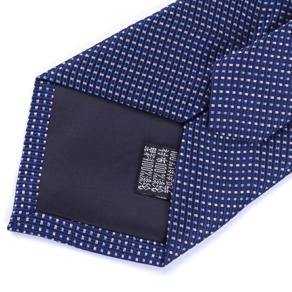 klassisk män affärsformell bröllop slips 8cm rand halsband mode - Kläder tillbehör - Foto 2