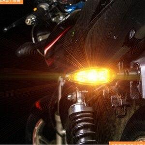 Image 2 - Geist Beast 2 teile/los motorrad geändert blinker licht Super helle wasserdichte Steering