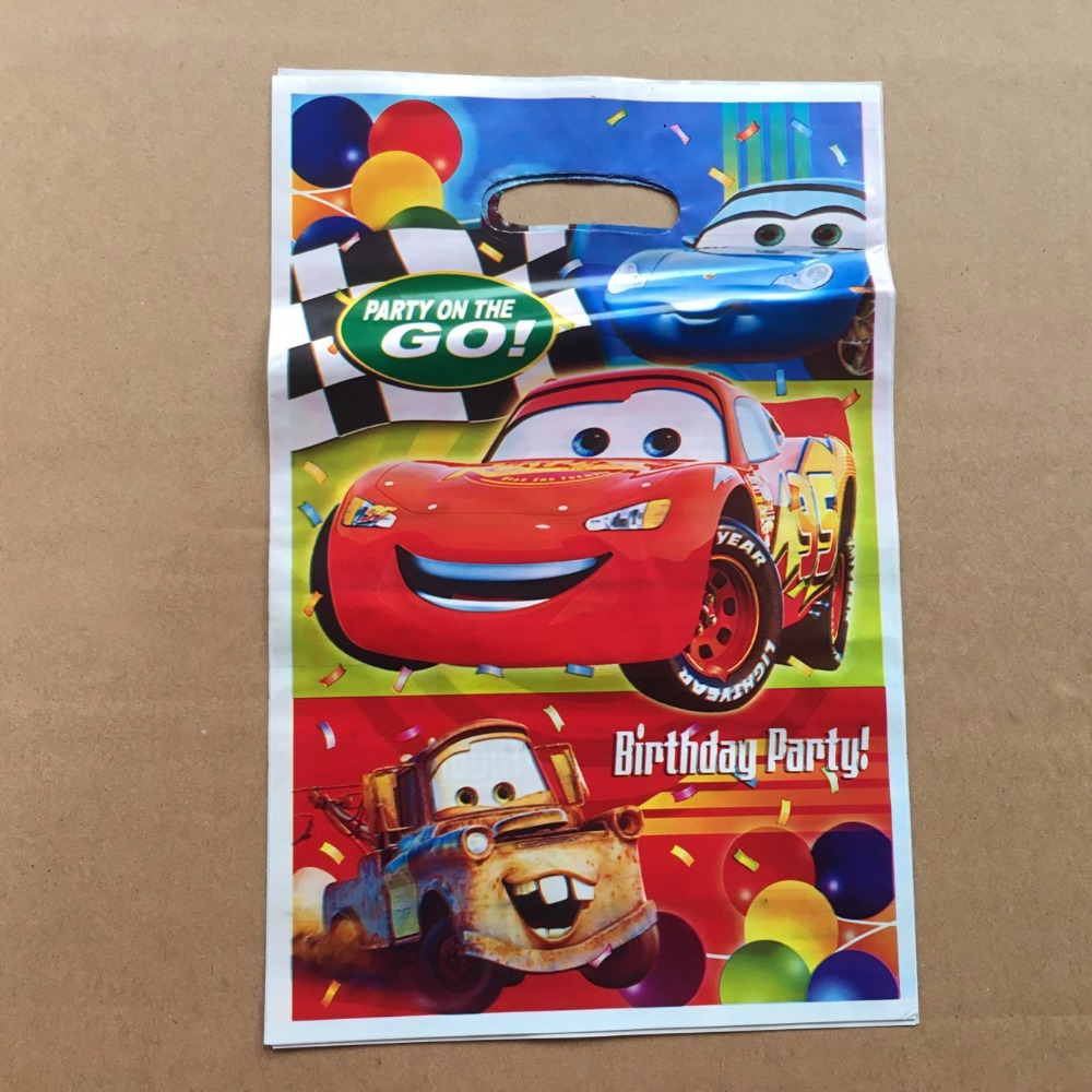 Cars Party Decorations Compare Prices On Cars Party Bags Online Shopping Buy Low Price