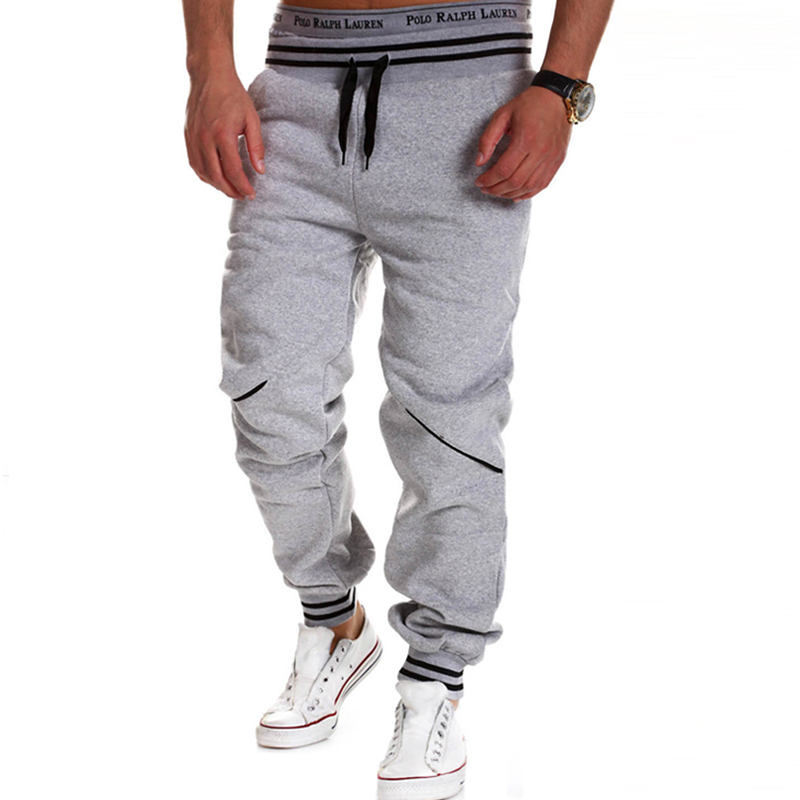 2015 Autumn Style Loose Casual Tracksuit Bottoms Mens Pants Sweatpants Male Hiphop Trousers Masculina MZ039