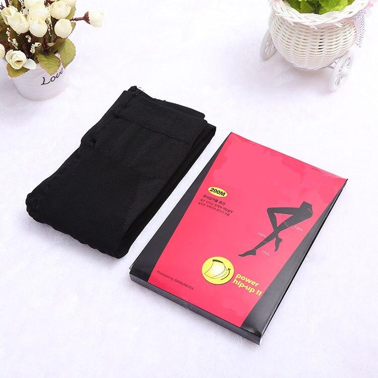 Stockings Taking The Micro Explosion Models 200d Mid Leg Shaping Korea Let's Slim Deodorant Pantyhose Pressure