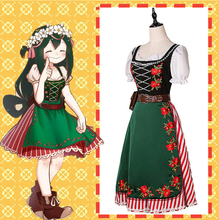купить Anime My Hero Academia Cosplay Costumes Tsuyu Asui Cosplay Costume Halloween Carnival Party Boku No Hero Academia Cosplay Dress дешево