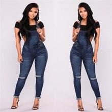 Женские комбинезоны больших размеров, джинсовый комбинезон большого размера, женские синие модные женские Комбинезоны для весны и осени размера плюс