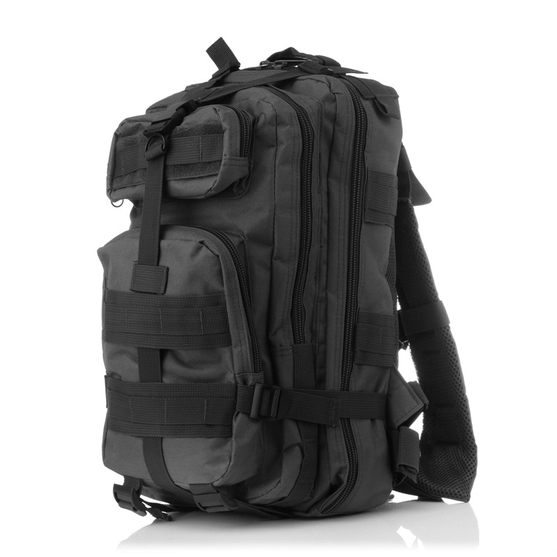 Military Tactical Backpack 25L 3P Outdoor Sport Trekking Camping Hiking Bag Army Molle Hunting Hiking Rucksacks outlife new style professional military tactical multifunction shovel outdoor camping survival folding spade tool equipment