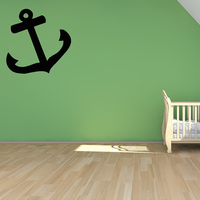 Cheapest Wall Decal Easy To Adhesive Anchor Wall Stickers Bedroom Decor Vinyl Removable Apparel And Tackie