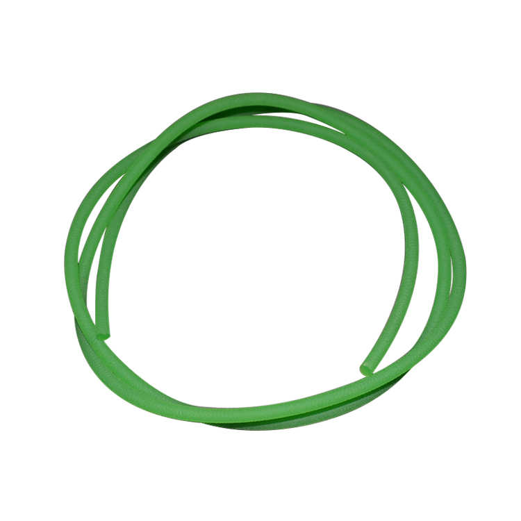 3 MM Green Polyurethane Round drive belting New.