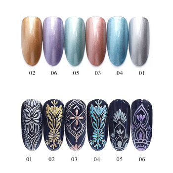 8ml Nails Art Painting Gel Creative Point To Line Wire Drawing Varnish Pulling Silk Spider Gel Lacquer DIY Manicure Accessories 1