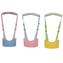 Mesh Baby Toddler With Infant Learning Walking Shatter-Resistant Anti-Strap Safety Belt Summer Dual-use Breathable Walker