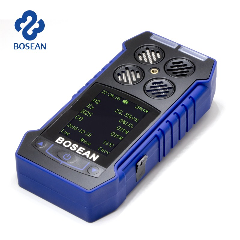 Digital Air Quality Detector BH 4S 3 In 1 Gas Analyzer Air Tester Portable Compound Gas
