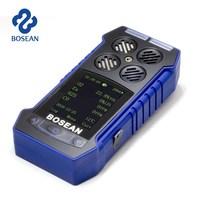 Digital Air Quality Detector BH 4S 4 In 1 Gas Analyzer Air Tester Portable Compound Gas Detector O2 EX CO Air Quality Monitor