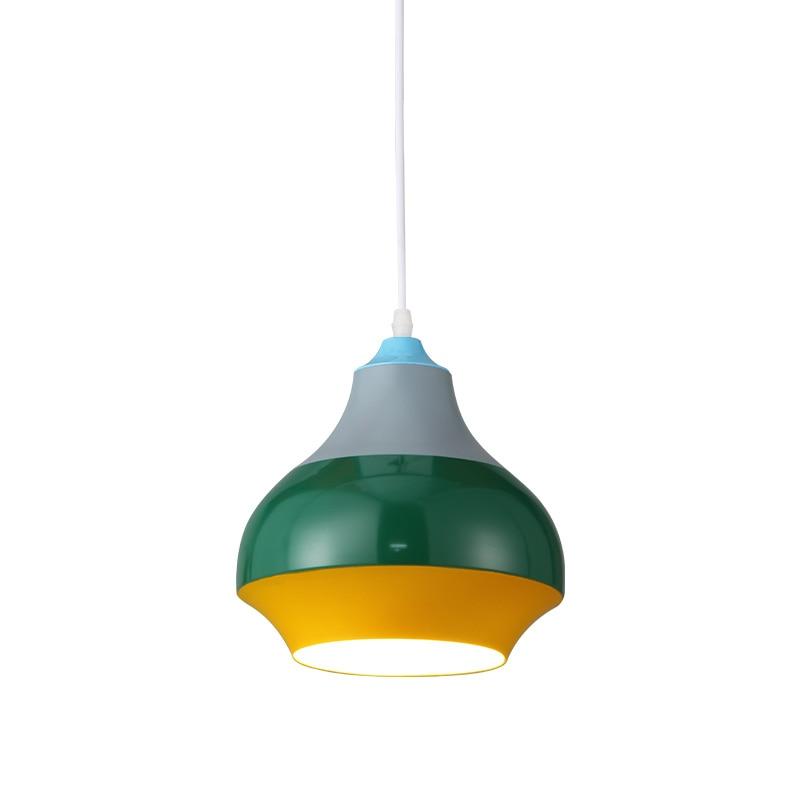 Modern Nordic Pendant Light Indoor Hanging Drop Light Contemporary Suspension Pendant Lamp Restaurant Dining Pendant Light (11)