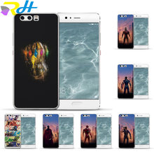 Huawei 社 honor 6A 6 × 9 ケースアベンジャーズ: Endgame huawei 社 honor 7A プロ 7X 7C5 。 7 8 Lite 8C 8 × 9 Lite 10 Lite Coque 小箱(China)