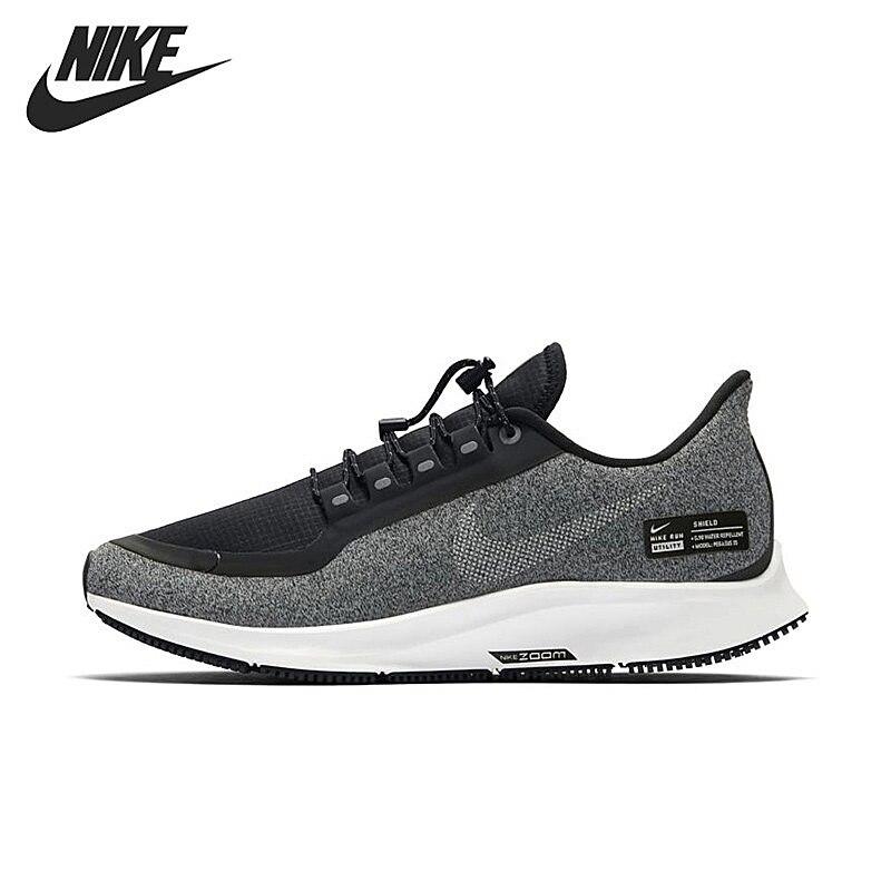 D'origine nouveauté 2019 NIKE AIR ZOOM PEGASUS 35 RN SHLD Femmes de chaussures de course Sneakers