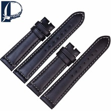 Pesno Calf Skin Leather Watch Strap Smooth Genuine Leather Watch Band 20mm Men Watch Accessories Suitable for Hamilton