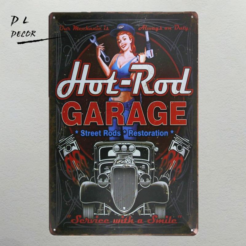 DL- isti çubuq qaraj Metal Bürc vintage divar dekorasiyasına - Ev dekoru - Fotoqrafiya 1