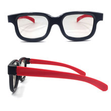 3pcs/lot ciname 3D Glasses Theater 3D glass Polarized Passive glasses For LG TCL Samsung SONY Konka reald 3D Cinema TV computer