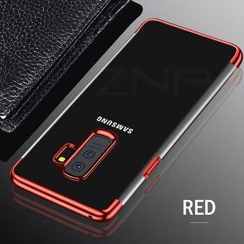 Galaxy S9 Plus Case Slim Rubber