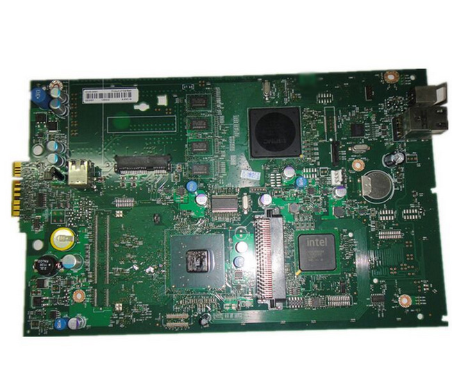 100% test  for HP5525DN CP5525DN Formatter Board CE707-69001 CE707-69002 printer parts on sale