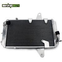 BIKINGBOY двигатели для автомобиля радиатор охлаждения Canam DS 450 X/EFI/XXC/XMX 08 09 10 11 12 13 14 15 охладитель воды 40 мм алюминиевый сердечник
