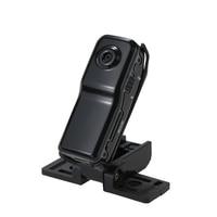 MD80 Mini Camera Bracket Clip Sports Video Camera Mini DVR Camera Concealed DV Monitor Cam Support