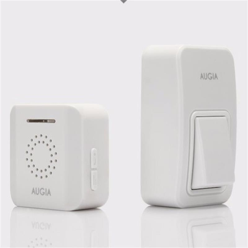 DC5V USB wireless doorbell need no battery with waterproof push button.Loud sound for the old,Low price but high quality