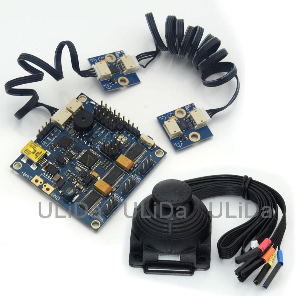 Genuine AlexMos 32bit ARM Brushless Gimbal Controller & IMU BaseCam BGC3.0 + Joystick upgraded rtf iflight g15 dslr handheld brushless gimbal w alexmos basecam controller motor w encoder for 5d gh3 gh4 a7s bmpcc