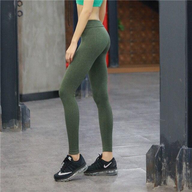 High Elastic Women Yoga Pants / Leggings / Tights