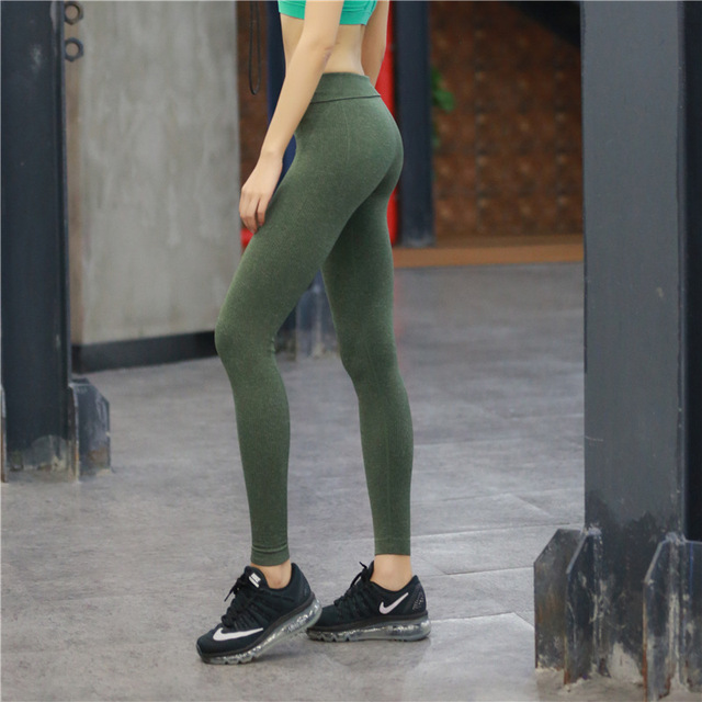 High Elastic Fitness Sport Leggings