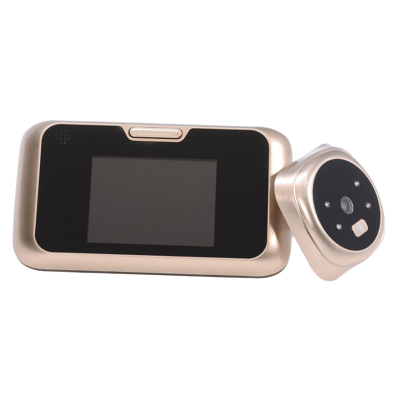 цена на 3.2-inch peephole TFT LCD HD digital doorbell viewer doorbell security camera door peephole cat's eye