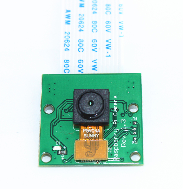 US $8 0 |Raspberry Pi Camera CSI interface Camera Module 5MP pixels with  15cm FFC cable Video 1080p -in Surveillance Cameras from Security &