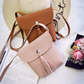 Fashion Woman Famous Brand Shoudlder Bags Casual Female Messenger Bag High Quality Purse Cell Phone Crossbody Tassel Bag