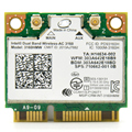 433 Mbps 11ac Dual Band Mini Pci-e Adaptador WiFi con Bluetooth BT 4.0 HS Tarjeta Inalámbrica Intel 3160HMW para asus/dell/acer/sony